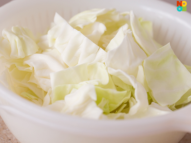 Cabbage for Cabbage Rice Recipe
