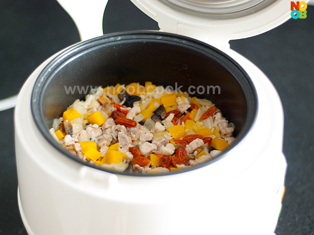 Pumpkin Rice Recipe