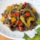 Black Pepper Beef Recipe