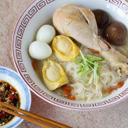 Birthday Mee Sua (Longevity Noodles) Recipe