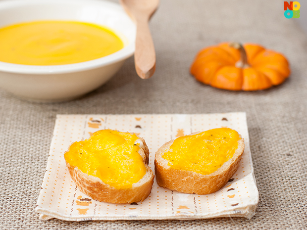 Pumpkin Toast Recipe