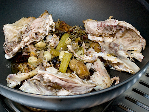 Leftover Chicken Stock Recipe (Step-by-Step Photos)