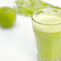Green Apple & Celery Juice