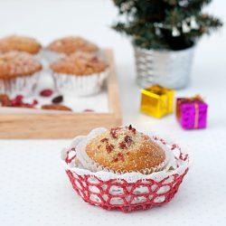 Christmas Muffins Recipe