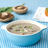Cream of Portobello Mushrooms Soup