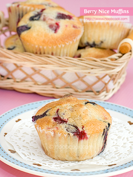 Berry Nice Muffins