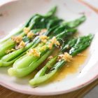 Oyster Sauce Vegetables in Garlic Oil Recipe