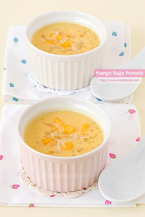 Mango Sago Pomelo