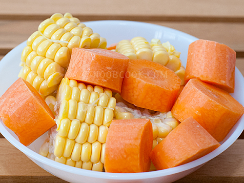 Carrots and Corn
