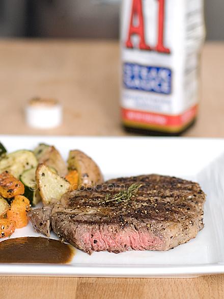 15-Minute Steak