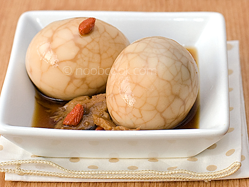 Chinese Tea Leaf Eggs