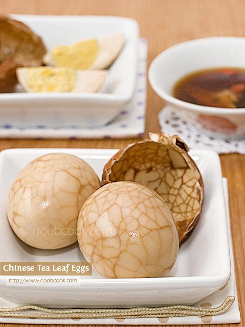 Chinese Tea Leaf Eggs
