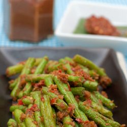 Sambal Long Beans Recipe