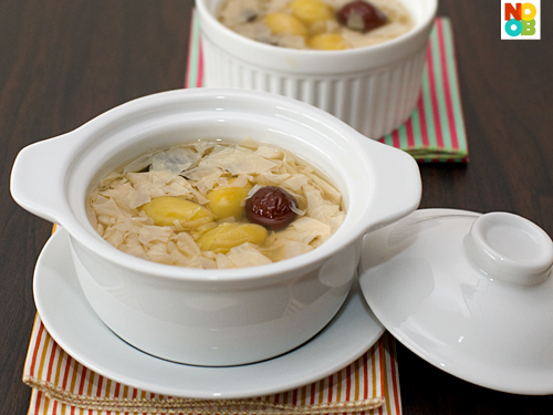 Ginkgo Barley Recipe
