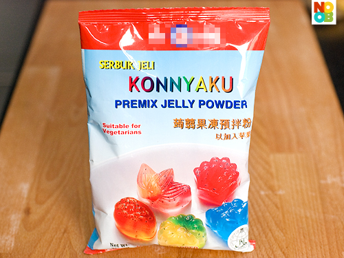 Konnyaku Jelly Powder