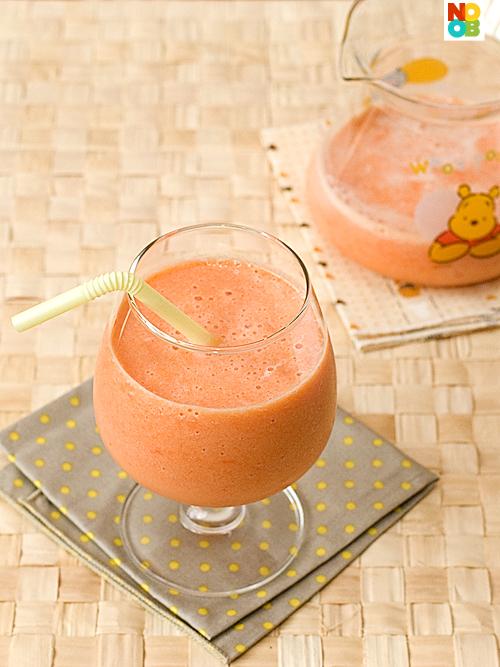 Papaya Milk Recipe