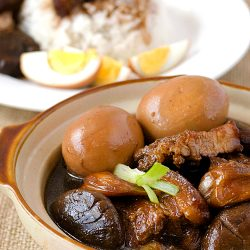 Braised Pork Belly in Soy Sauce Recipe
