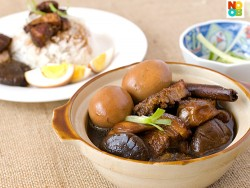 Braised Pork Belly in Soy Sauce Recipe