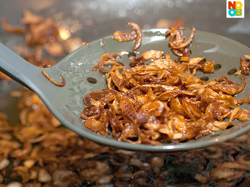 How to make fried shallots