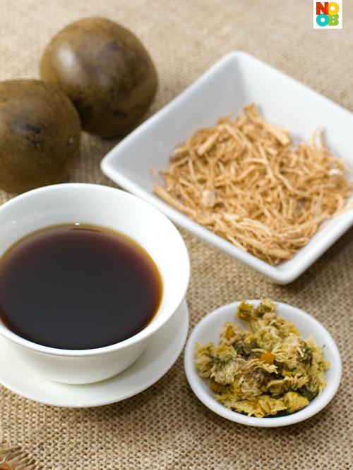 Luo Han Guo Herbal Tea Recipe