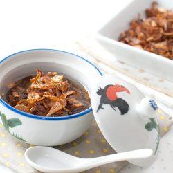 Fried Shallots Recipe