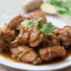 Sesame Oil Chicken Recipe