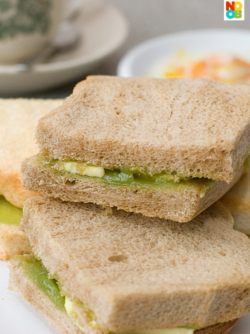 Kaya Toast Recipe