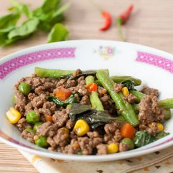 Thai Basil Beef Recipe