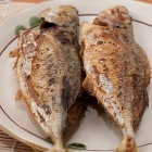Pan-fried fish stuffed with chilli paste recipe