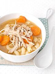 Chicken Macaroni Soup