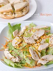 Chicken Salad with Honey Mustard Dressing