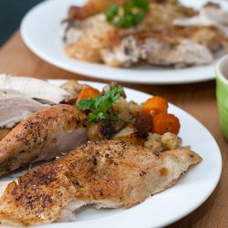 Roast Chicken with Stuffing Recipe
