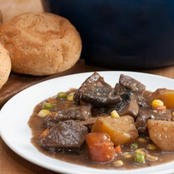 Beef Stew (Oven-baked Recipe)