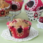 Cranberry Sauce Muffin Recipe