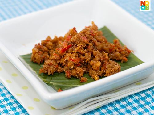 Hay Bee Hiam (Spicy Dried Shrimps Sambal) Recipe