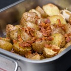 Bacon Roast Potatoes Recipe