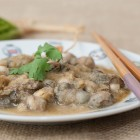 Garlic Oysters Stir-fry Recipe