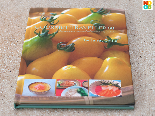 Gourmet Traveller 88 Cookbook