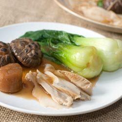 Braised Mushrooms with Abalone Recipe