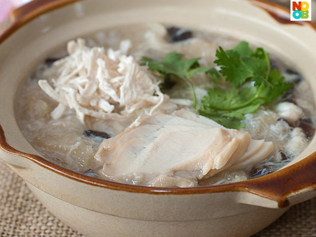 Fish Maw Soup Recipe