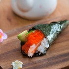 California Handroll (Temaki) Recipe