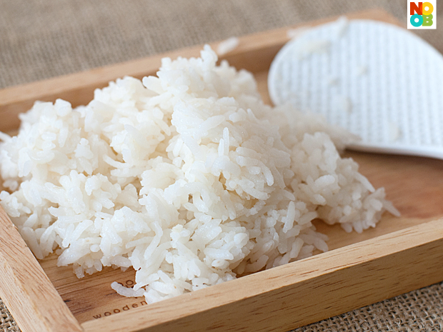 Sushi Rice - Noob Cook Recipes