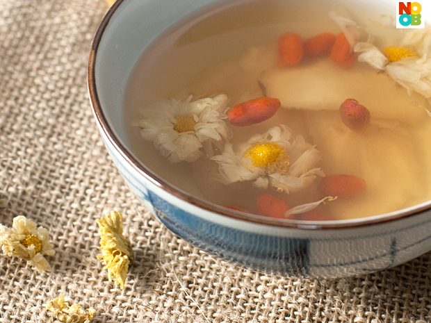 Canadian Ginseng Tea Recipe