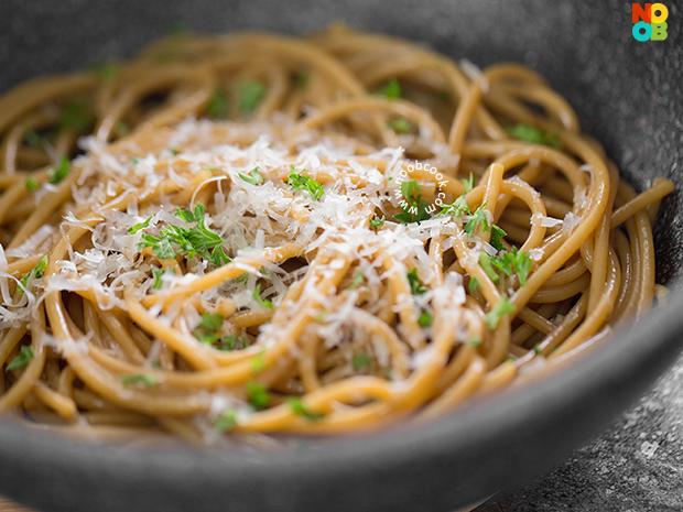 Marmite Spaghetti Recipe