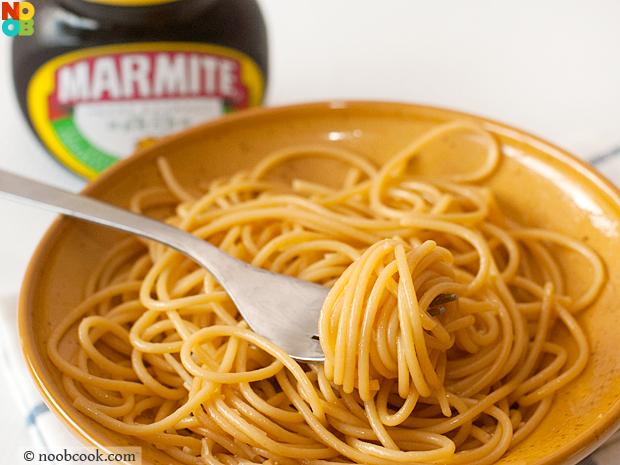 Marmite Spaghetti