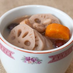 Lotus Root Soup Recipe