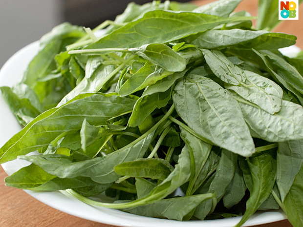 Sharp Spinach