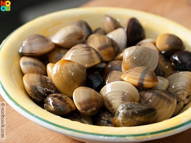 "Local ""lala"" clams"