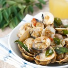 Kam Heong Clams