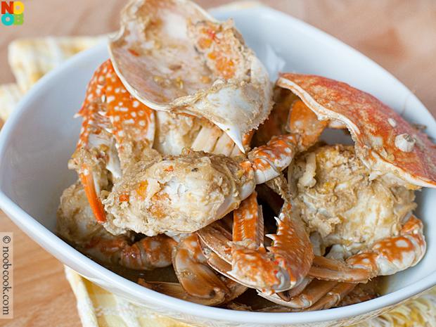 Taucheo Flower Crabs